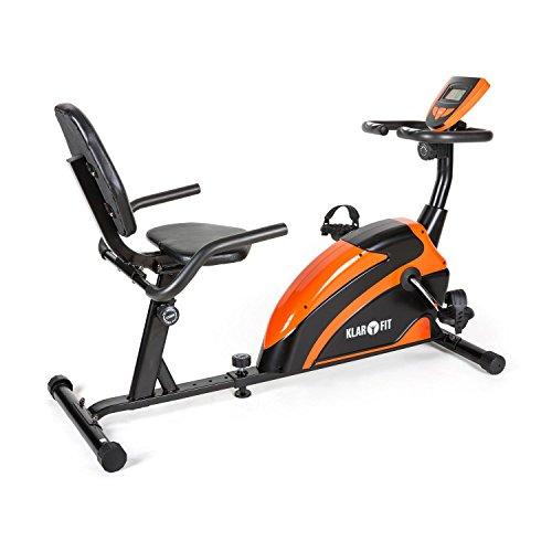 Klarfit Relaxbike 5G cyclette Recumbent Bike 100 kg