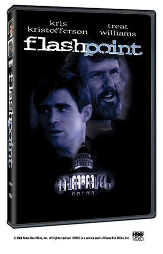 Movie: Flashpoint with Treat Williams, Jean Smart, Kris Kristofferson directed by William Tannen