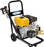 スーパー工業 エンジン式高圧洗浄機SEC-1012-2(コンパクト&カート型) 4860306 SEC10122