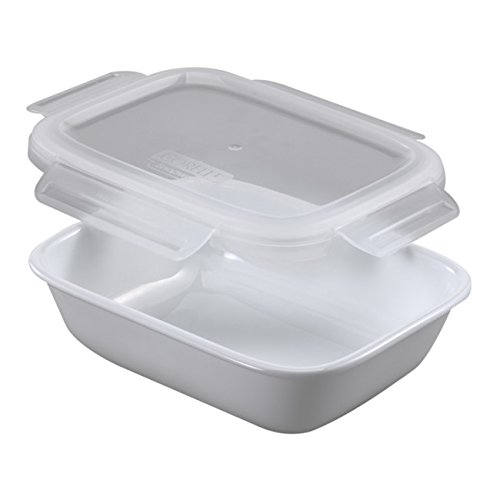 Corelle Bake, Serve, Store 4.25 Cup Square Baker w/ Snapware Lid (Corelle Bake And Serve compare prices)
