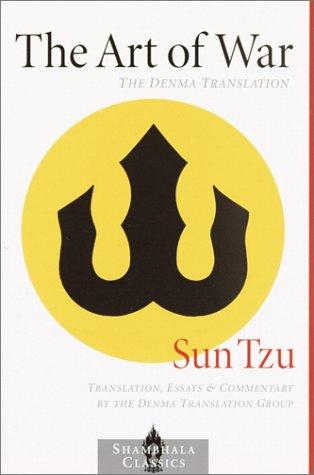 The Art of War: The Denma Translation (Shambhala Classics)