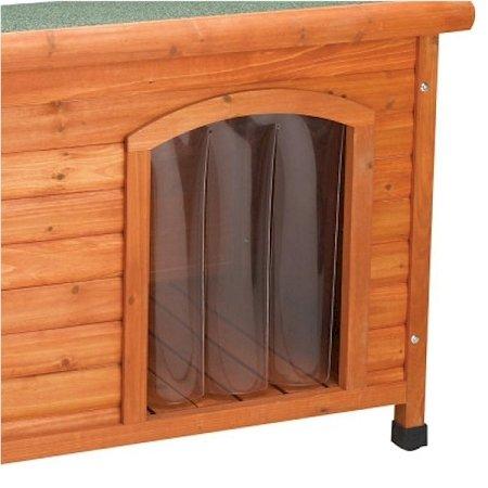 Ware Manufacturing Premium Plus Vinyl Dog or Pet Door - Extra Large (Ware Manufacturing compare prices)