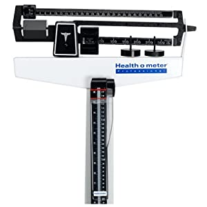 Health O Meter Physician Balance Beam Scale Best Digital Scales