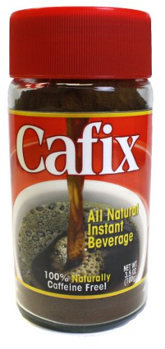 Cafix - Coffee Substitute, 3.5 Ounce -- 12 Per Case.