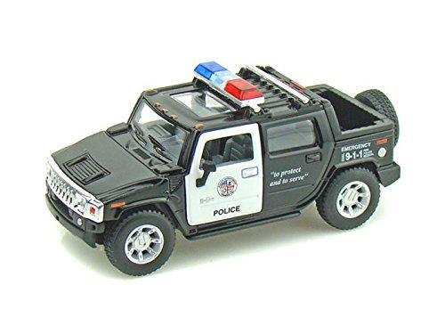 2005 Hummer H2 SUT Police 1/40