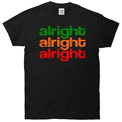Alright Alright Alright Retro T-Shirt