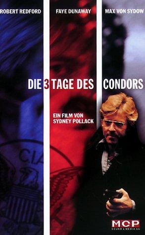 Die 3 Tage des Condor [VHS]