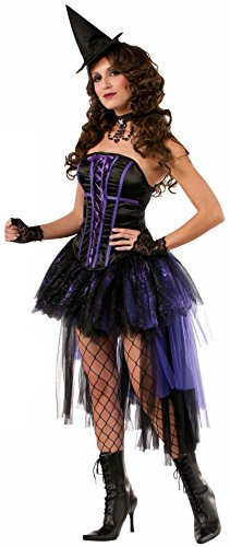 Forum Novelties Women's Halloween Couture Willow Witch Costume
