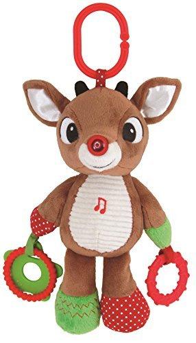 Rudolph Developmental Activity Toy by Kids Preferred