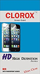 CLOROX Clear Screen Guard For Iphone 6 BACK
