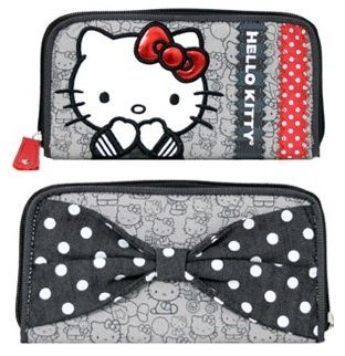 Hello Kitty Big Bow Wallet SANWA0111