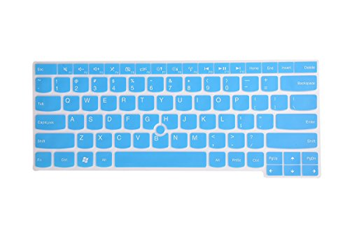 Leze - Ultra Thin Soft Keyboard Skin Cover for Lenovo Thinkpad - Import It  All