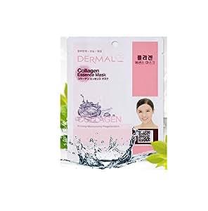 Dermal Korea Dermal Korea Collagen Essence Full Face Facial Mask Sheet Collagen