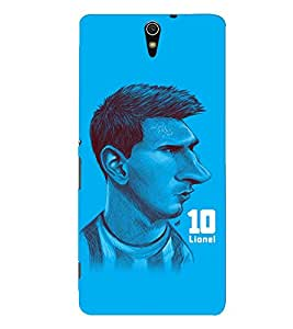buzzart Back Cover for Sony Xperia C5