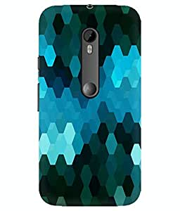 Astrode Printed Designer Back Case Cover For Motorola Moto G3 3rd Gen