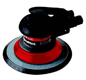 Ingersoll-Rand IR-4152 Composite 6-Inch Orbital Palm Pnuematic Sander with Pressure Sensative Adhesive Pad