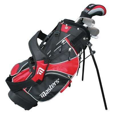 Masters MC-J520 Half Set 3-5 - Right Hand Graphite Junior