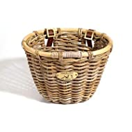 Nantucket Tuckernuck Oval Front Handlebar Bike Basket