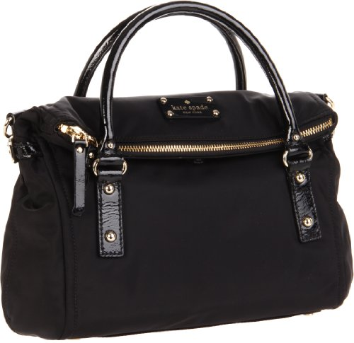 Cheap Kate Spade New York Kate Spade Nylon Small Leslie Satchel
