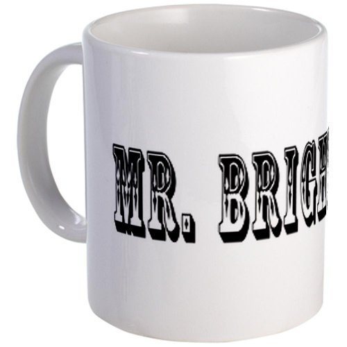 Cafepress Mr. Brightside Black Mug - Standard