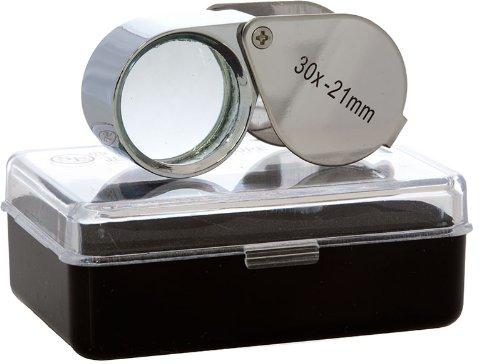 SE Jeweler's Loupe - 30X (12 Pack)