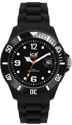 Ice-Watch Sili Forever Black Unisex Silicone Watch SI.BK.U.S