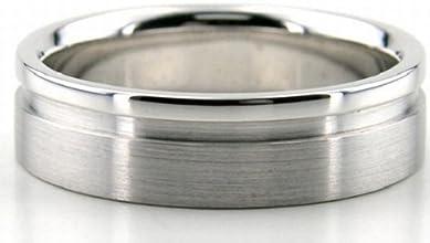 Designer Wedding Bands Platinum Wedding Ring 600mm PLT-DC27121242