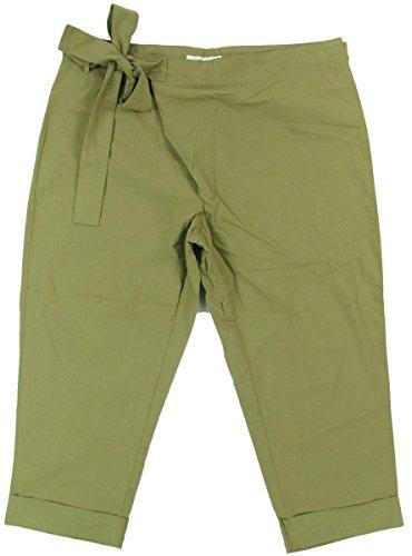 rvca-luna-sea-womens-capri-pants-army-khaki-green