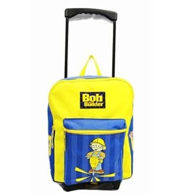 Amazon.com: Bob the Builder Large Rolling Backpack / Kids