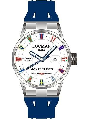Locman Montecristo Yacht Club Automatic by Locman Italy