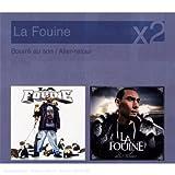 echange, troc La Fouine - coffret 2 CD : Bourre du Son/Allez Retour