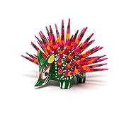 アレブリヘミニのハリネズミ(緑)