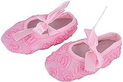 PAPOOSE Girls Pink Synthetic Walking Shoe- 3Uk