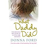 What Daddy Did: The shocking true story of a little girl betrayedby Donna Ford