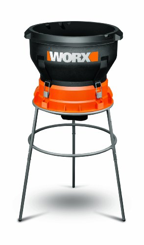 WORX WG430 13 amp Electric Leaf Mulcher/Shredder picture