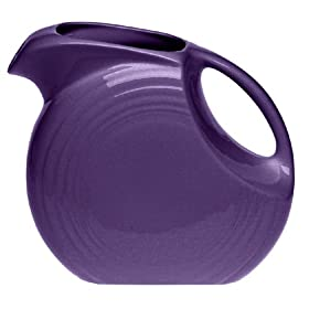 Fiesta 484 67-1/4-Ounce Large Disk Pitcher