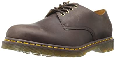(快抢) 马丁靴Dr. Martens Stanton 男士经典帅气粒面革休闲皮鞋 折后 $58.75