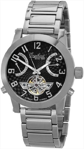 Carucci Watches Men's Watch XL Analogue Automatic Stainless Steel CA4503WH