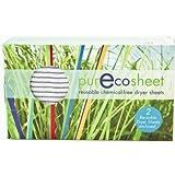 Pure Eco Sheet - Static Eliminator Chemical Free Laundry Sheets