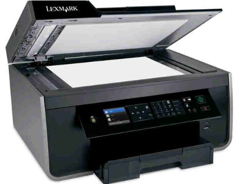 Buy Best Price Lexmark Pro715 Wireless Inkjet All-in-One Printer with Scanner, Copier and Fax On Sale
