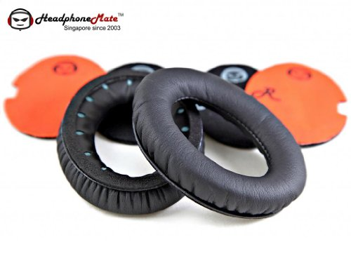 Replacement Ear Pad Cushions For Bose Quietcomfort 2, Qc2, Qc15 Headphones