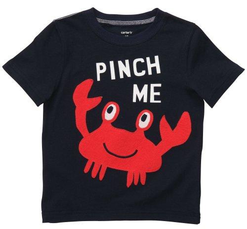 Carters Pinch Me Crab T−Shirt
