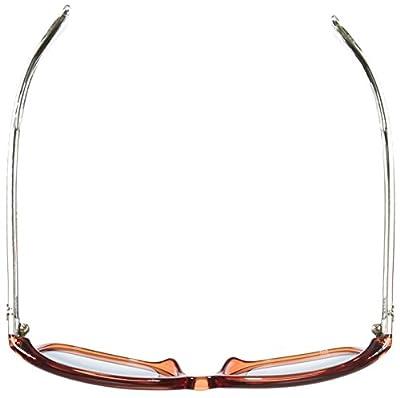 Gucci Women's Designer Sunglasses, Coral Crystal