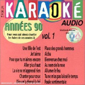 Karaoké Années 90 Vol.1