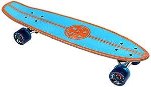 Maui Micro Kicktail The Icon Skateboard Orange
