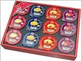 たらみ 甘いひとときシリーズ 詰め合わせ 12個セット(ミックス、白桃、みかん、ぶどう 230g×各3個)