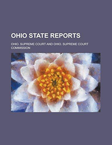 Ohio State Reports Volume 47