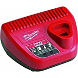 Milwaukee Battery Charger Replacement M12 12v Li-Ion