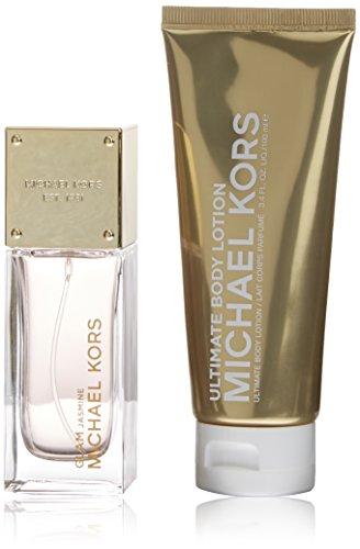 Michael Kors Glam Jasmine, Acqua di Profumo 50 ml + Lozione per il Corpo 100 ml