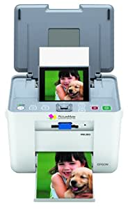 Epson PictureMate Dash PM260 Compact Photo Inkjet Printer (C11C694201) (Old Version)